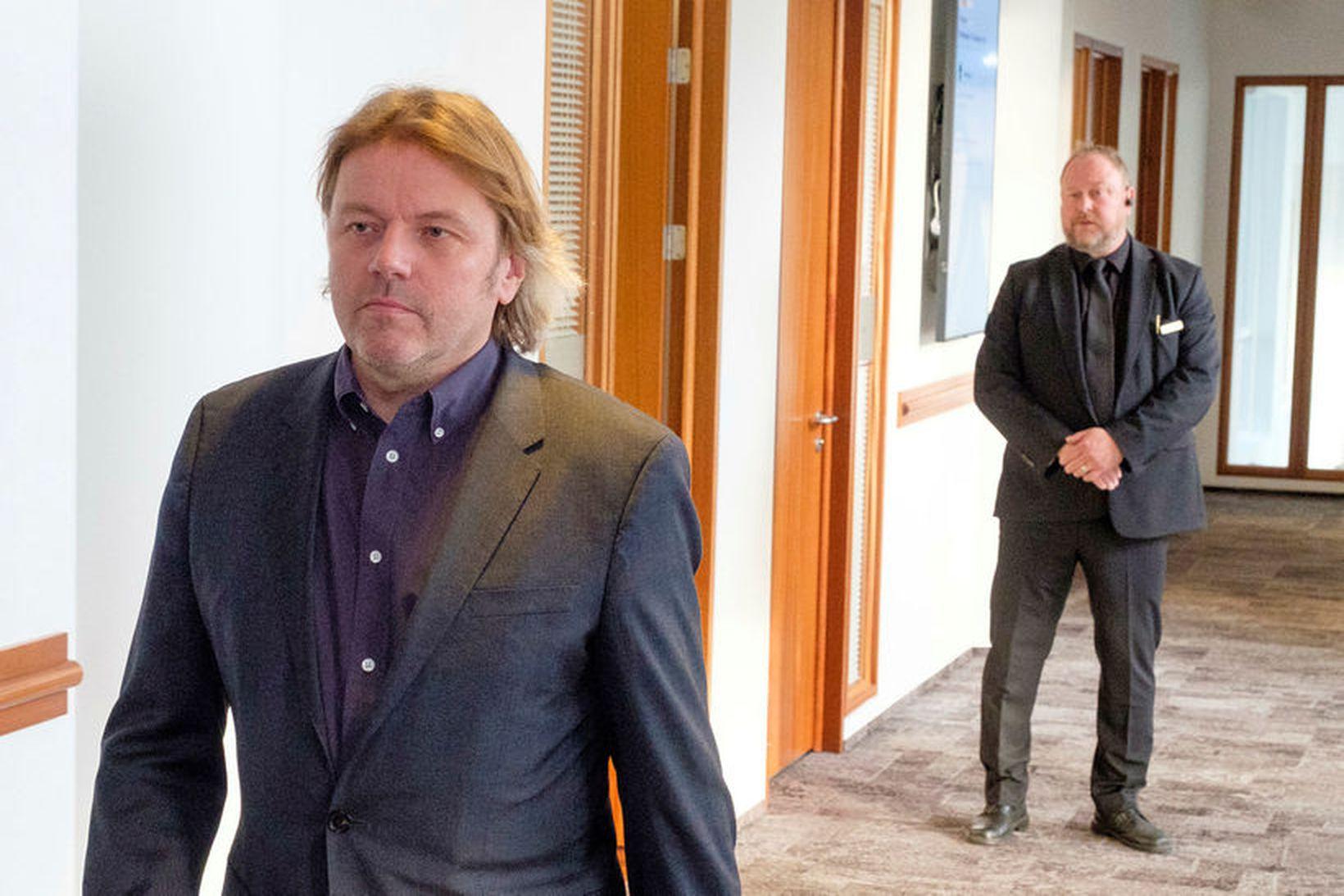 Jón Ásgeir mætir í Landsrétt vegna Aurum Holding-málsins í september.