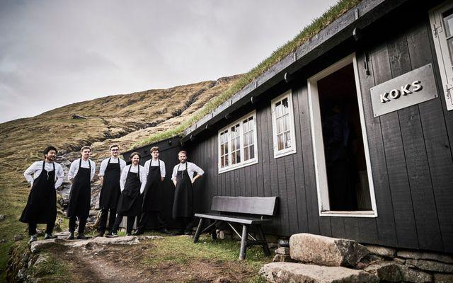KOKS er Michelin-veitingastaður í Færeyjum sem vert er að skoða nánar.