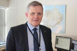 Jón Gunnarsson, þingmaður Sjálfstæðisflokksins og fyrrverandi sveitarstjórnar- og samgönguráðherra.