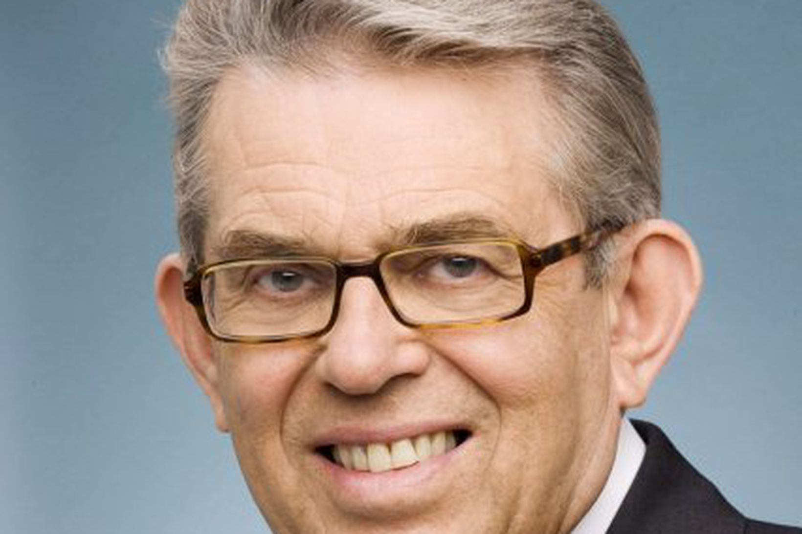 Björn Bjarnason, dóms- og kirkjumálaráðherra.