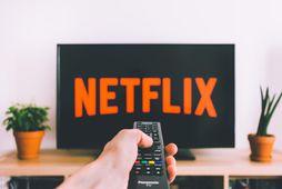 Hlutabréf í Netflix hafa lækkað.