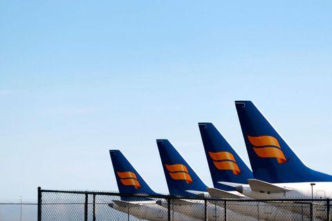 Farþegum Icelandair fjölgaði á milli mánaða.