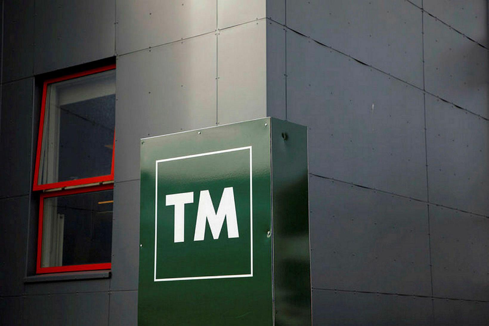 Nafnið TM hefur meðal annars verið notað í merki Tryggingamiðstöðvarinnar …