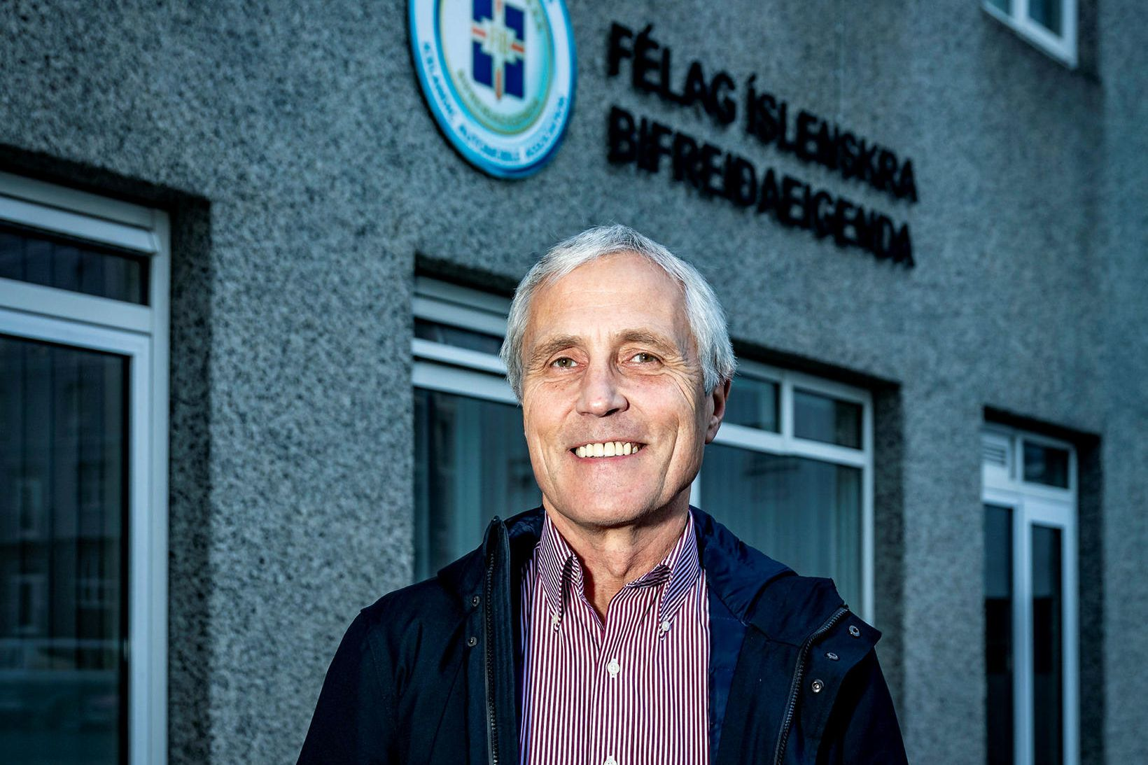 Runólfur Ólafsson, formaður Félags íslenskra bifreiðaeigenda.