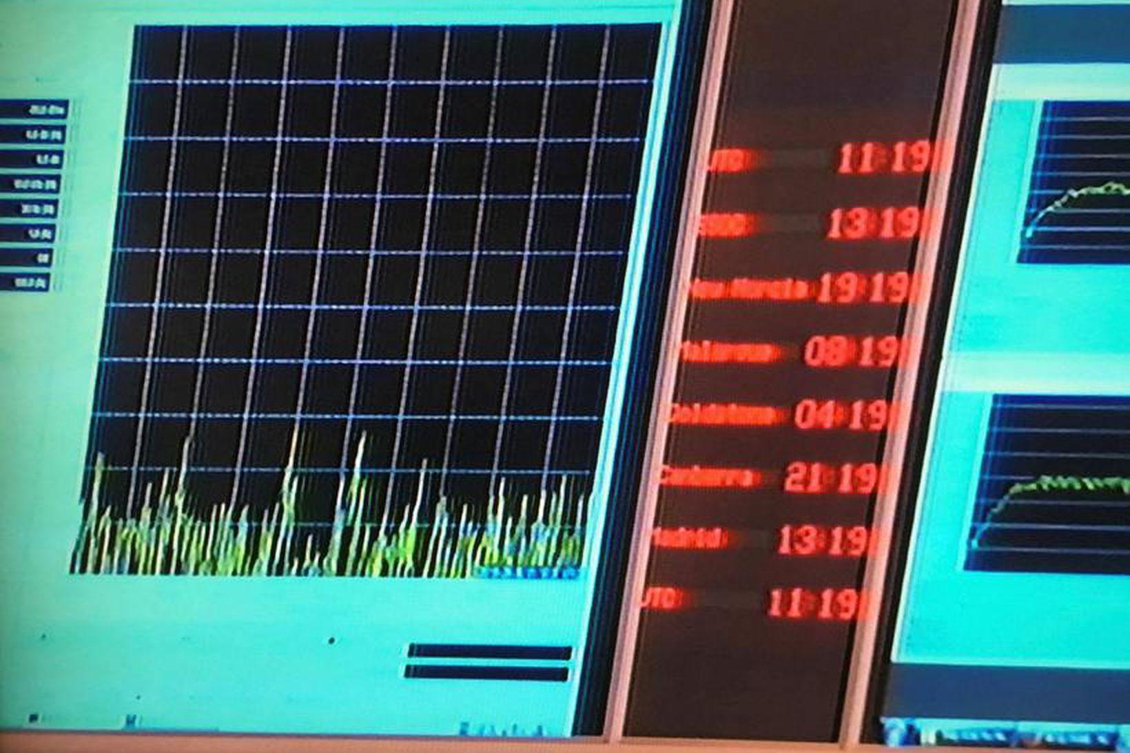 ESA missti samband við Rosettu kl. 11:19 að íslenskum tíma …