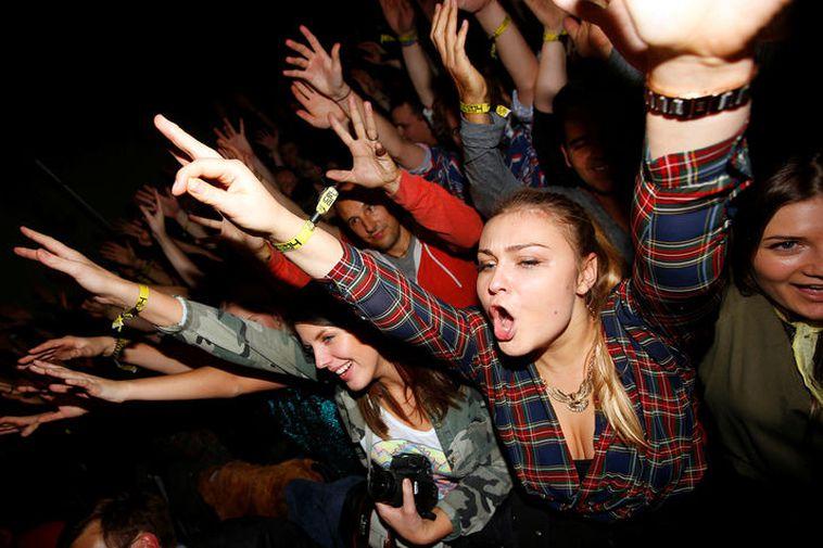 The Iceland Airwaves music festival begins on Wednesday.