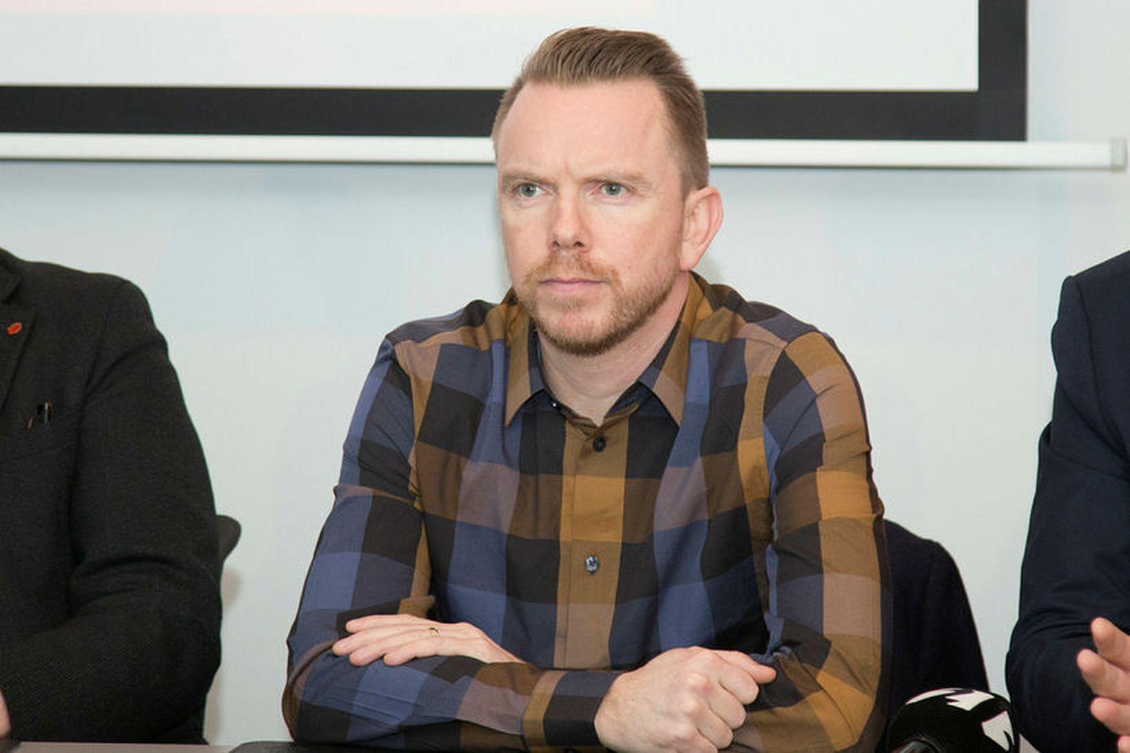 Ragnar Þór Ingólfsson, formaður VR, segist ætla að beita sér …