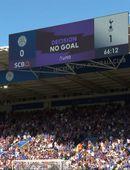 Dramatík er Leicester vann Tottenham (myndskeið)