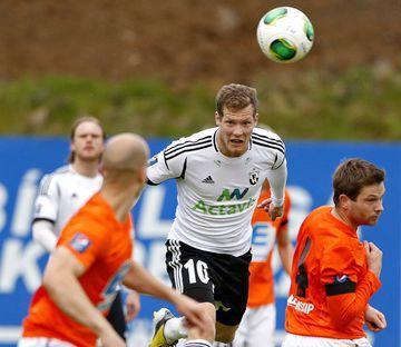 Björn Daníel Sverrisson.
