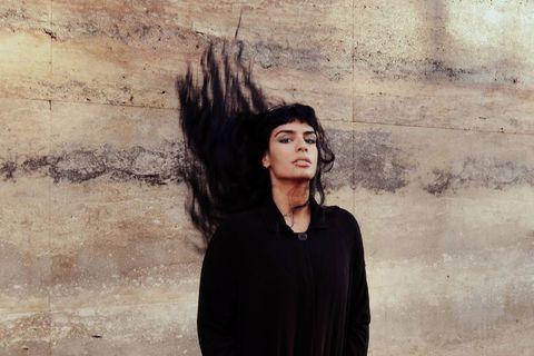 Sevdaliza is an Iranian born artist performing at Kex Hostel on Saturday night.