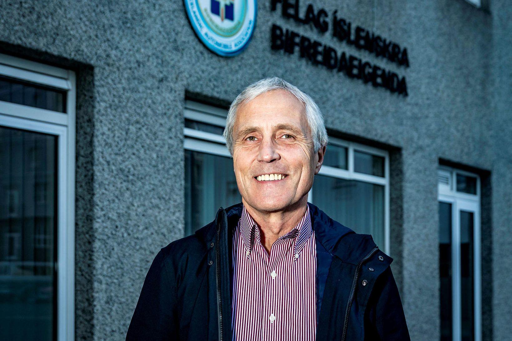 Runólfur Ólafsson, formaður FÍB.