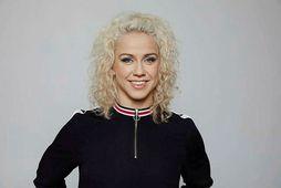 Kristín Sif Björgvinsdóttir er tveggja barna móðir.
