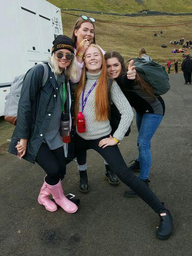 Þjóðhátíð 2016 Iceland Monitor