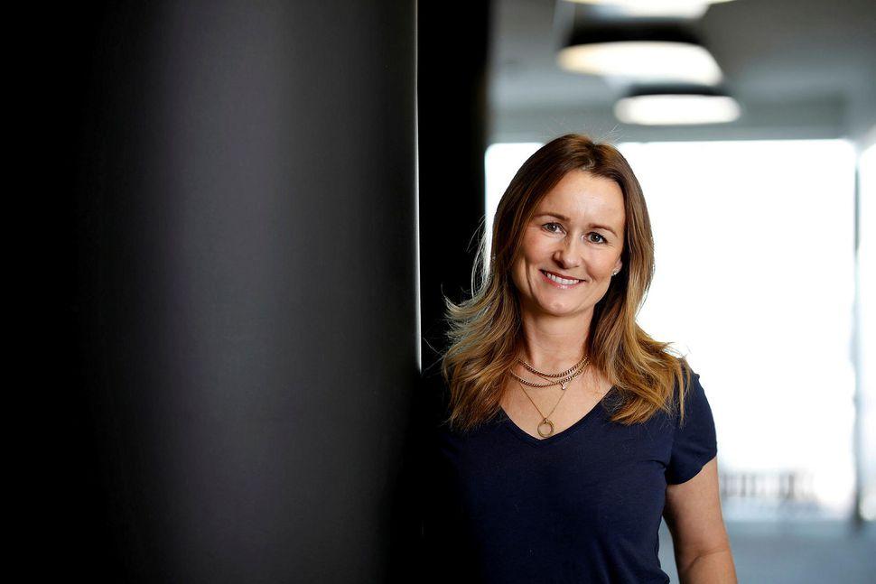 Brynja Baldursdóttir er framkvæmdastjóri Creditinfo.