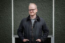 Ævar Þór Benediktsson varð faðir á síðasta ári.