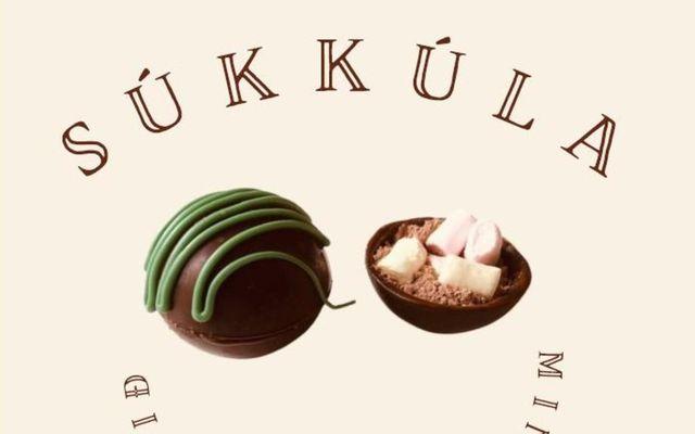Súkkúla er nýjasta afurð Minnsta kaffihússins.