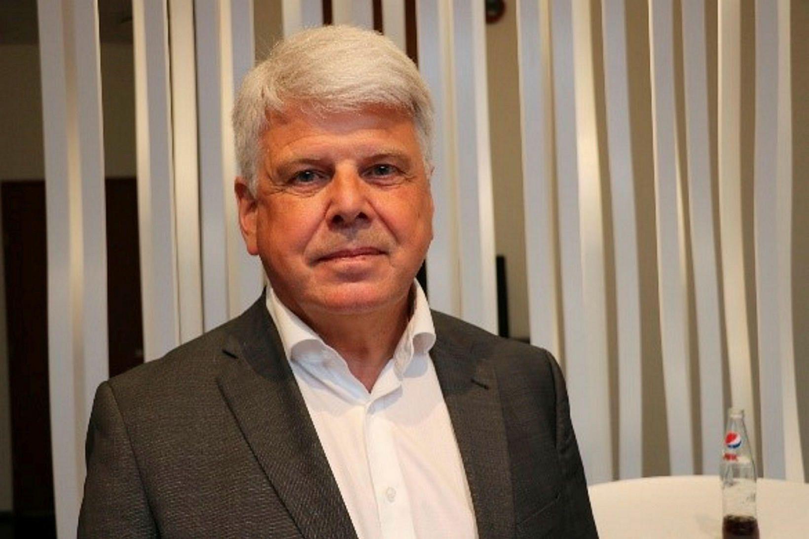 Ólafur Helgi Marteinsson, framkvæmdastjóri Ramma og formaður Samtaka fyrirtækja í …