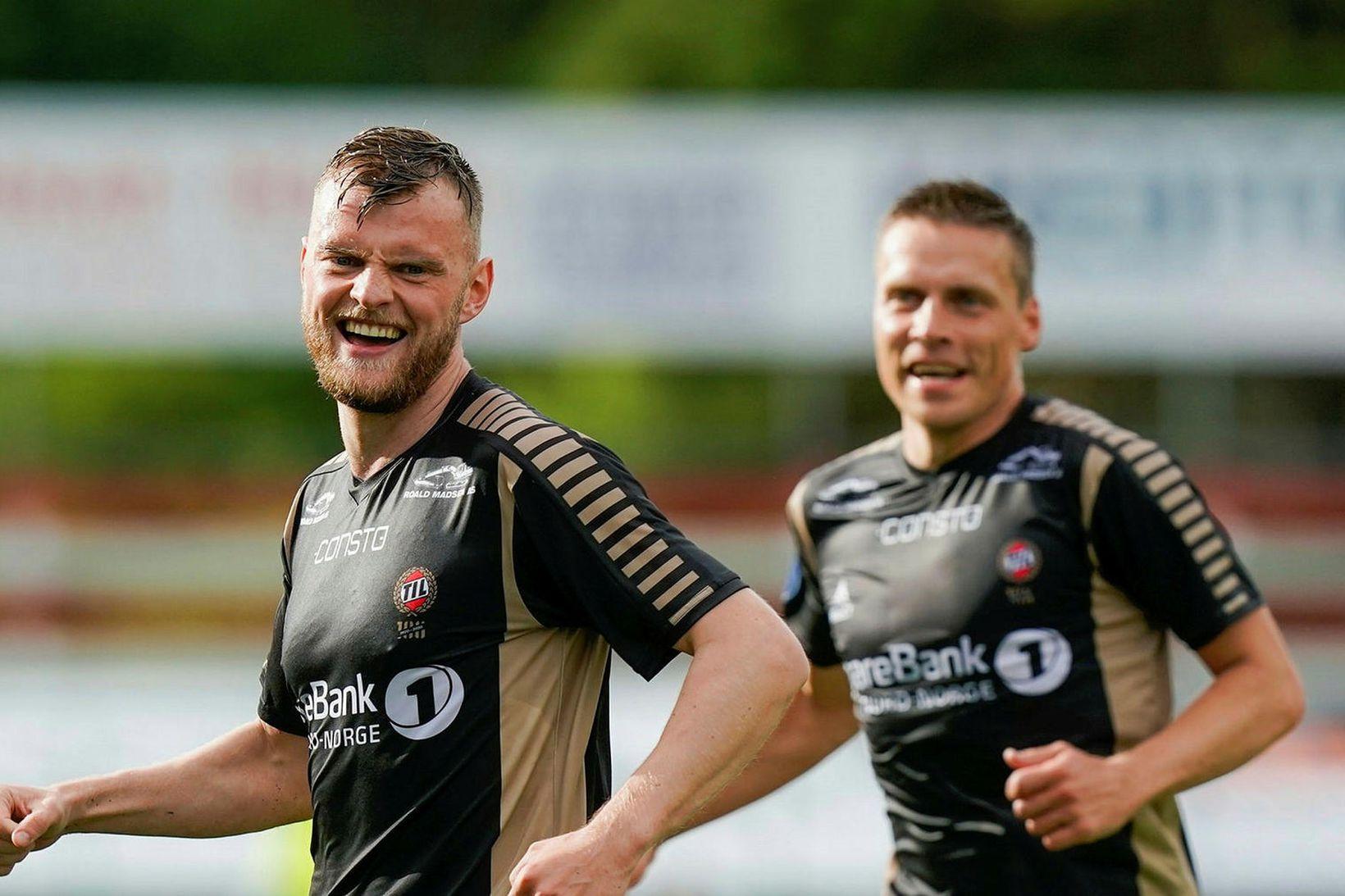 Adam Örn Arnarson í leik með Tromsø.
