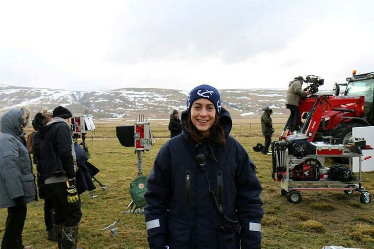 Sara Nassim has been working in the movie industry in Iceland and in the US ...