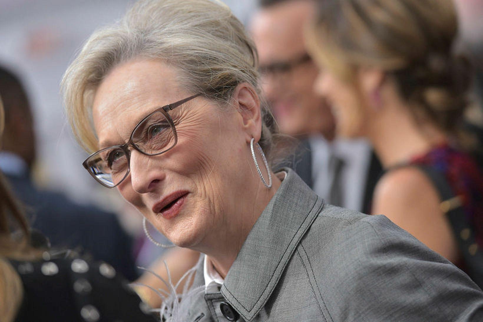 Meryl Streep barðist við þunglyndi við gerð myndarinnar Devil Wears …