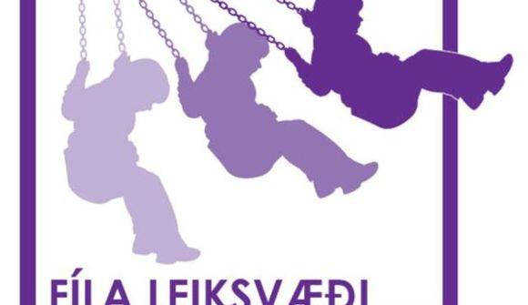 """""""Krakkar fíla leiksvæði"""""""