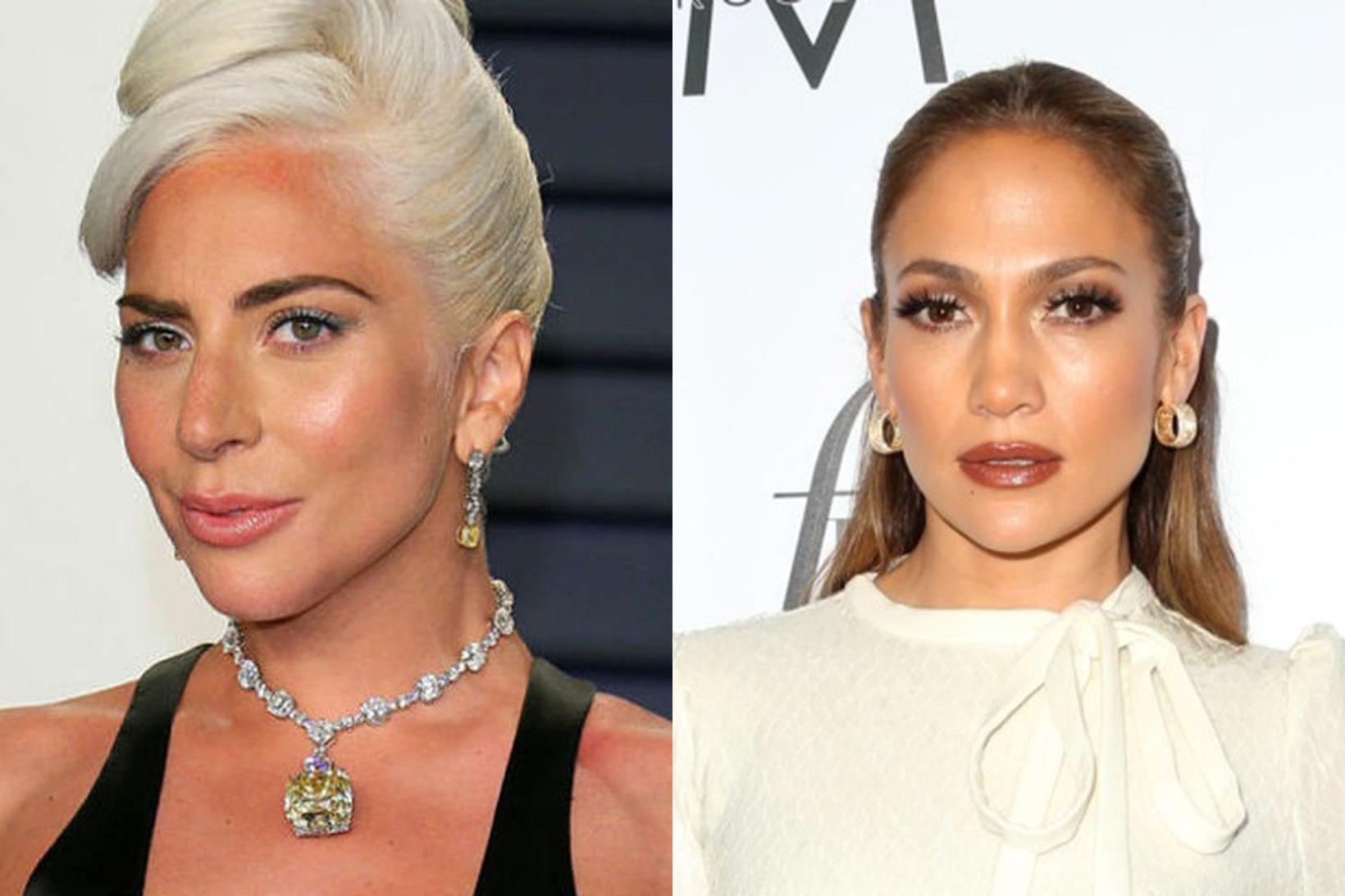 Lady Gaga og Jennifer Lopez munu koma fram á innsetningarathöfn …