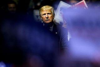 Donald Trump réði Stephen Bannon framkvæmdastjóra framboðs síns í síðustu viku.