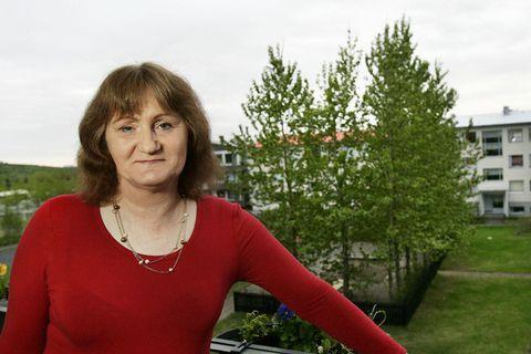 Anna Kristjánsdóttir býr á Tenerife.