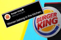 Burger King setti innleg á Twitter og það ætlaði allt um koll að keyra.
