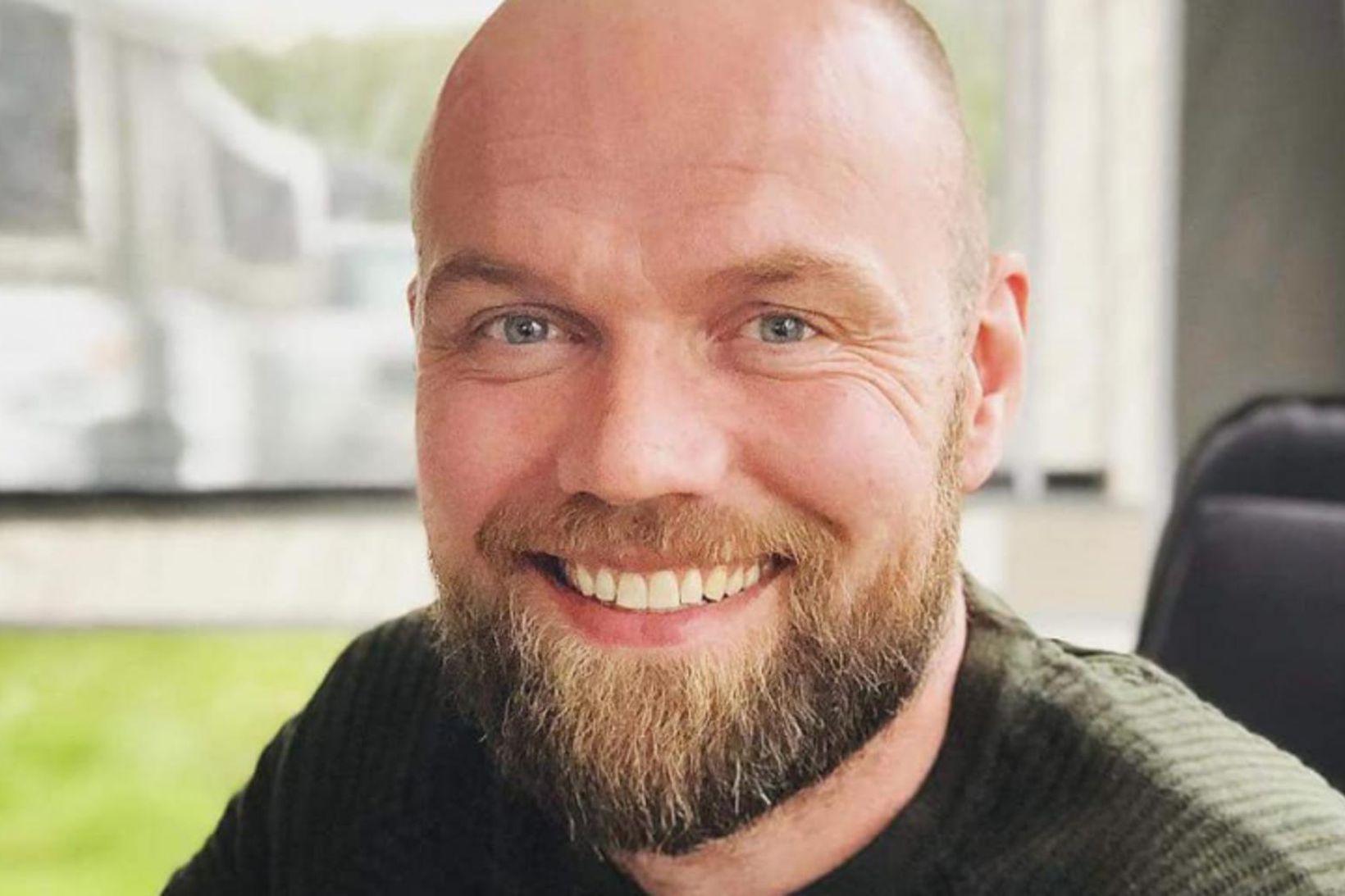 Trausti Jörundarson, formaður Sjómannafélags Eyjafjarðar.