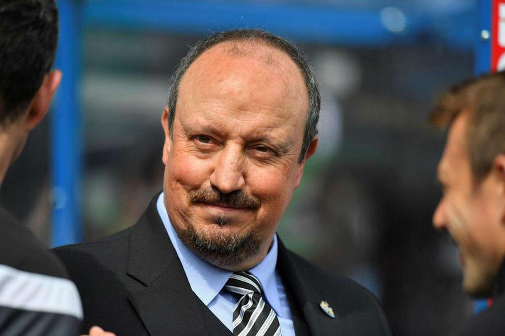 Rafael Benitez vill snúa aftur til Englands.