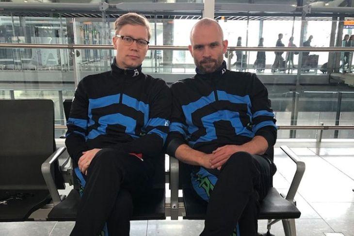 Margt hefur drifið á daga Gísla Marteins Baldurssonar Eurovision-þular og ...