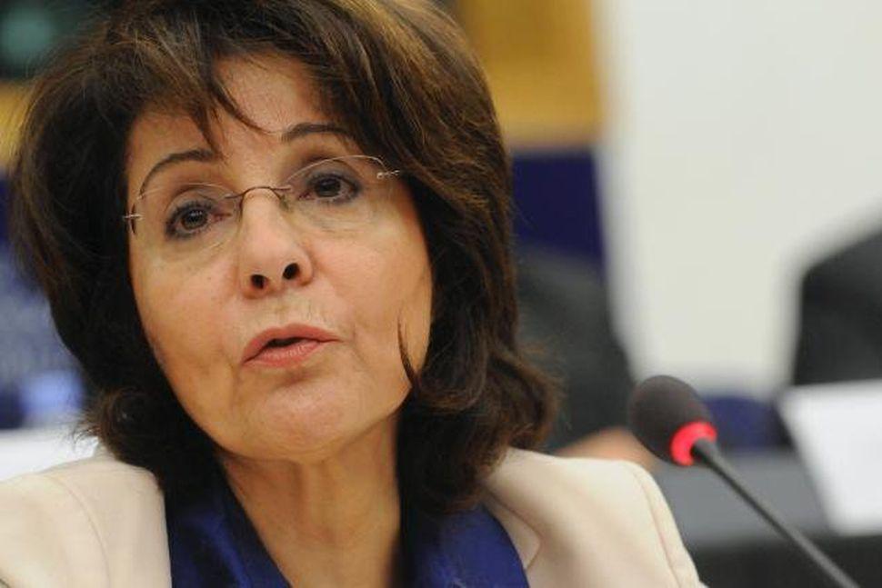 Maria Damanaki, sjávarútvegsstjóri ESB.