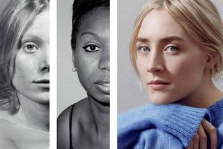 Sissy Spacek, Nina Simone og Saoirse Ronan.