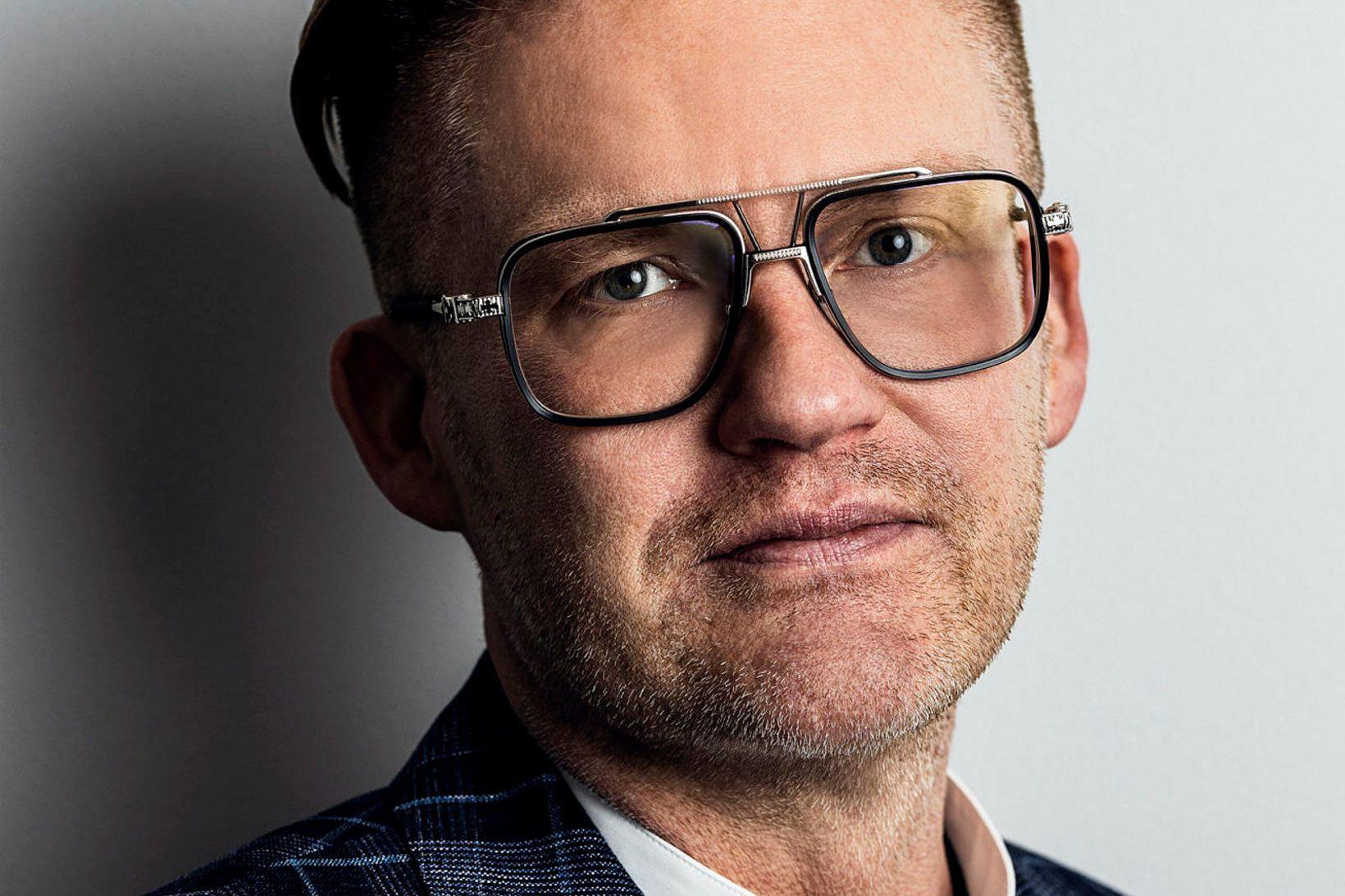 Halldór Kristmannsson, fyrrverandi framkvæmdastjóri og fjölmiðlatengiliður hjá Alvogen.