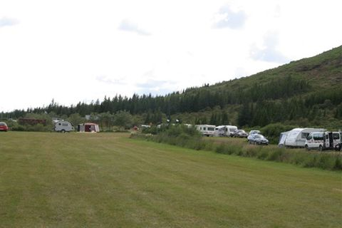 Laugarvatn Camping Ground