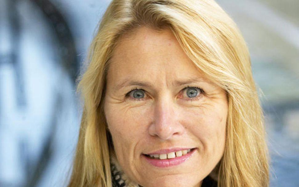 Grete Faremo, dómsmálaráðherra Noregs.