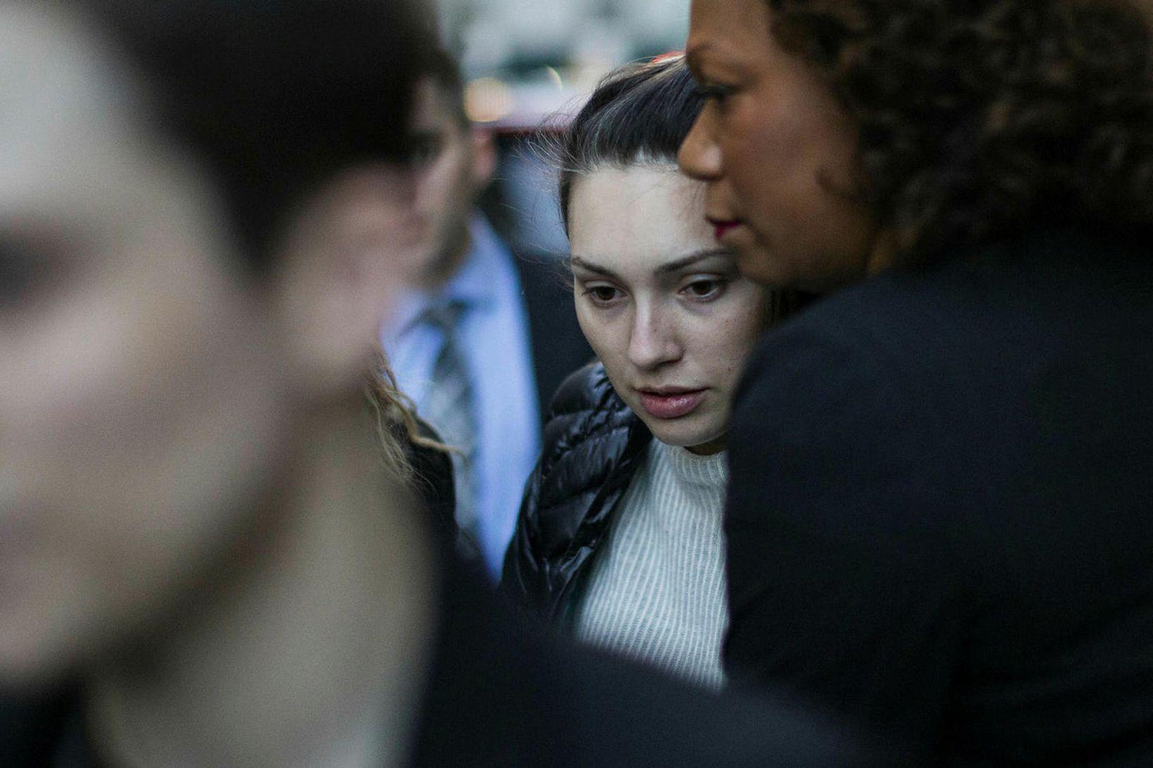 Réttarhöldin í New York snúast um brot Weinsteins gegn tveimur …