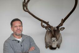 Jóhannes Felixson bakari dæmdi mikilvæga leiki á Íslandsmótinu í handknattleik á árum áður.