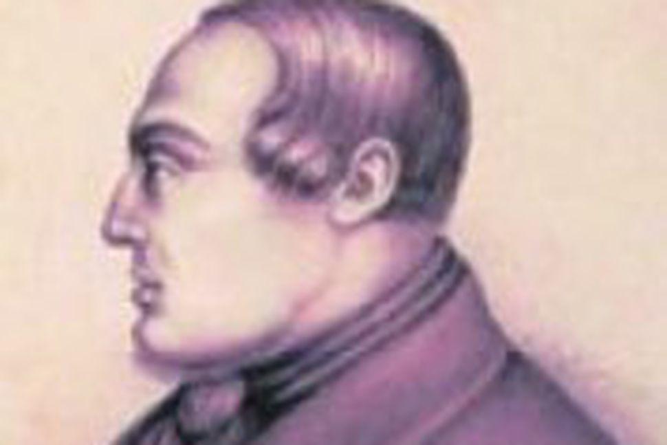 Jónas Hallgrímsson.