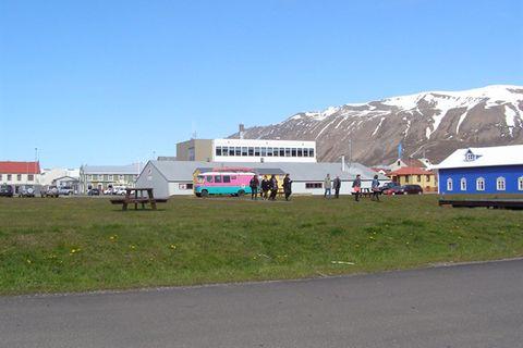 Siglufjörður Camping Ground