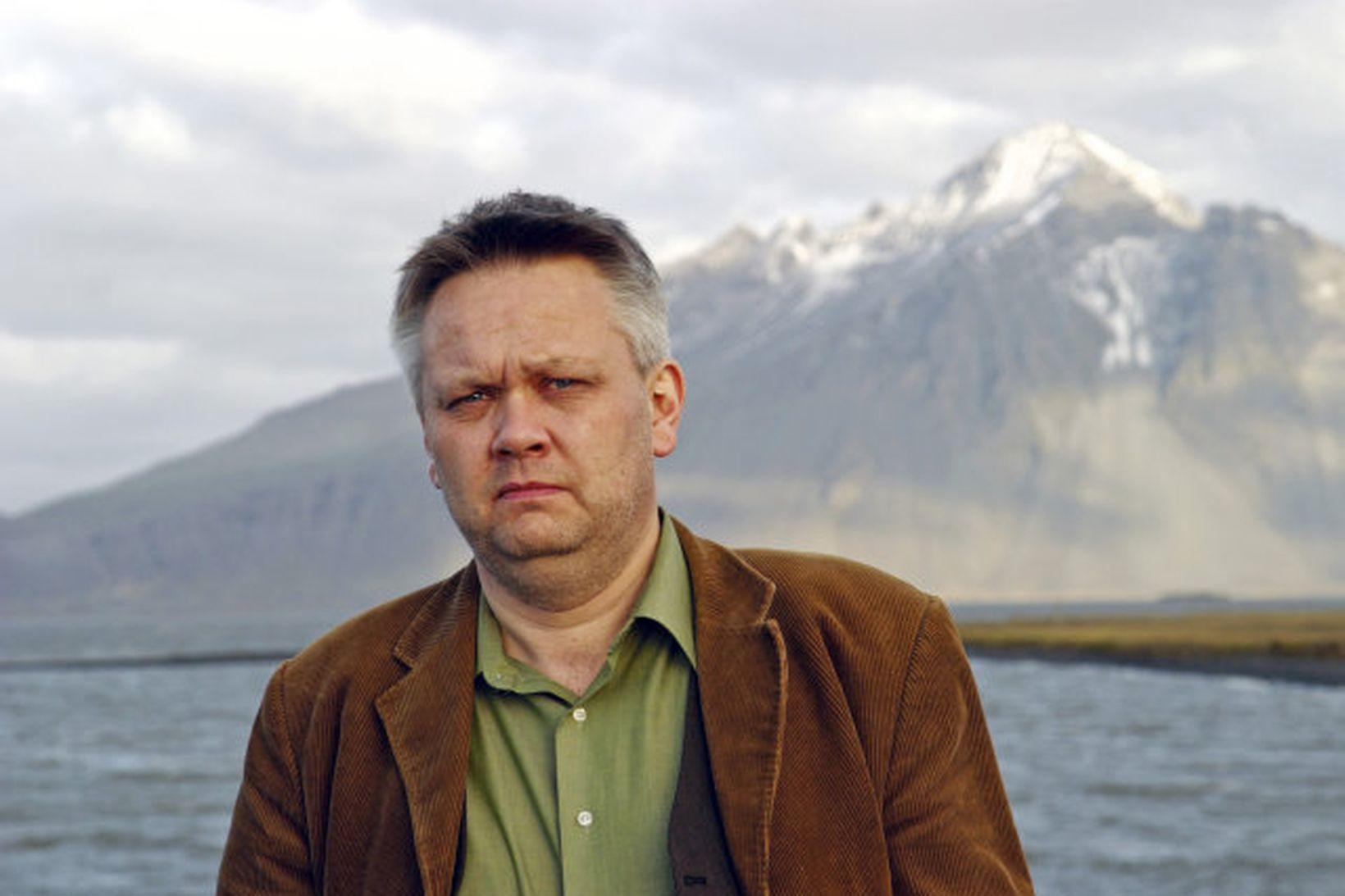 Bjarni Harðarson.