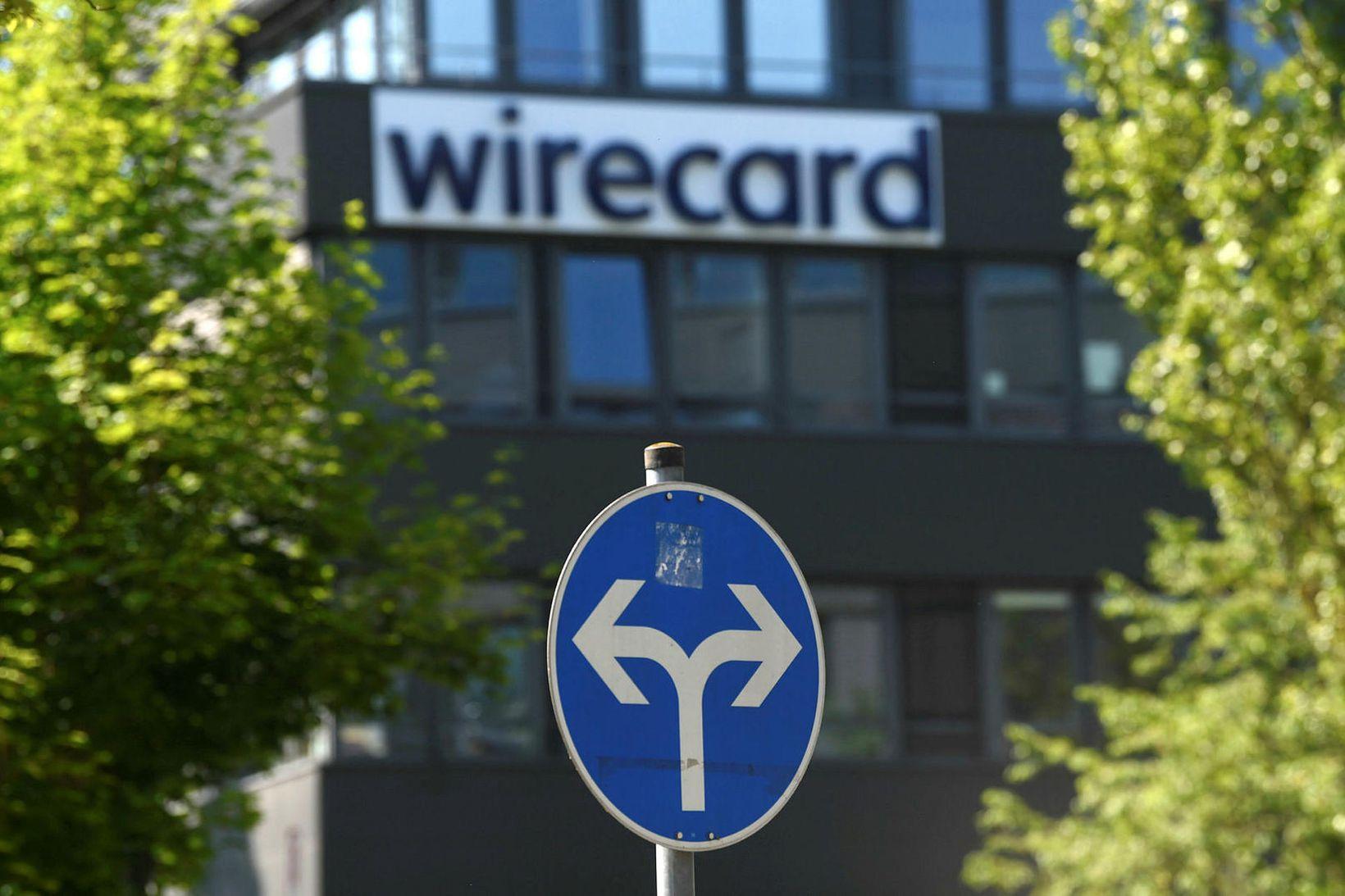 Komið að leiðarlokum fyrir Wirecard.