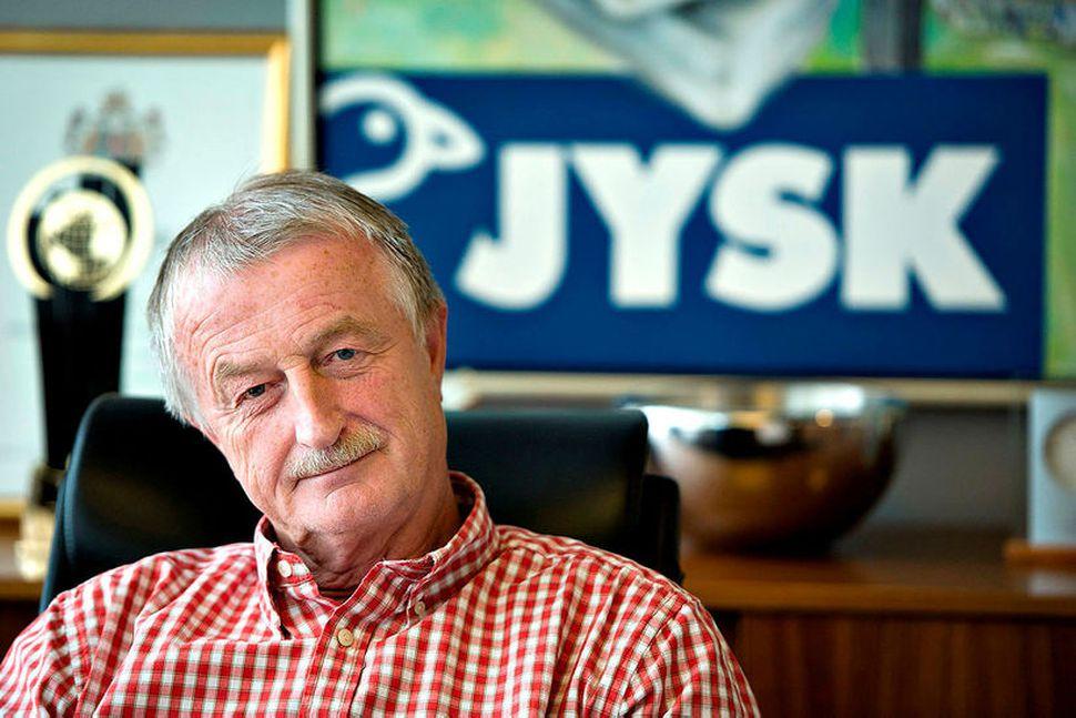 Lars Larsen.