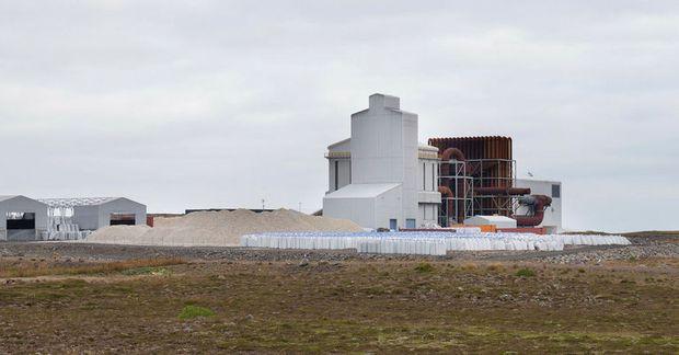 Kísilverksmiðja Stakksberg í Helguvík sem áður var í rekstri undir nafni United Silicon.