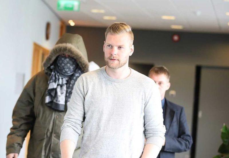 Sindri Þór Stefánsson.
