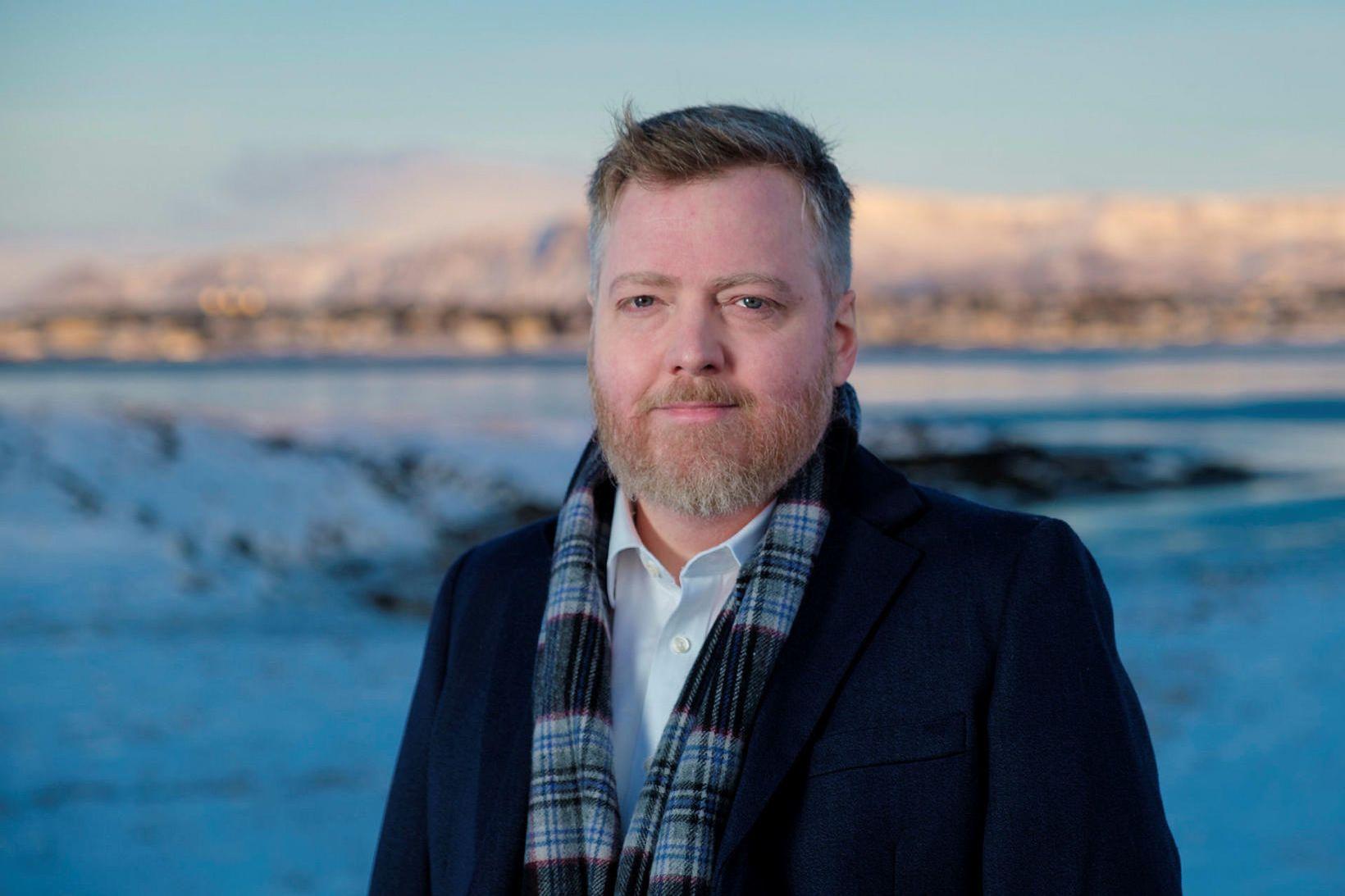 """Sigmundur Davíð Gunnlaugsson gerir loftslagsmál og svokölluð """"ímyndarstjórnmál"""" að umtalsefni …"""