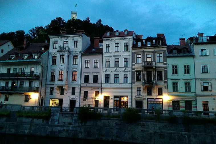 From Ljubljana, the city in Slovenia where the real Urha Polona lives. She, too, is …