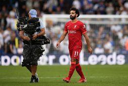 Mohamed Salah hefur raðað inn mörkum fyrir Liverpool.