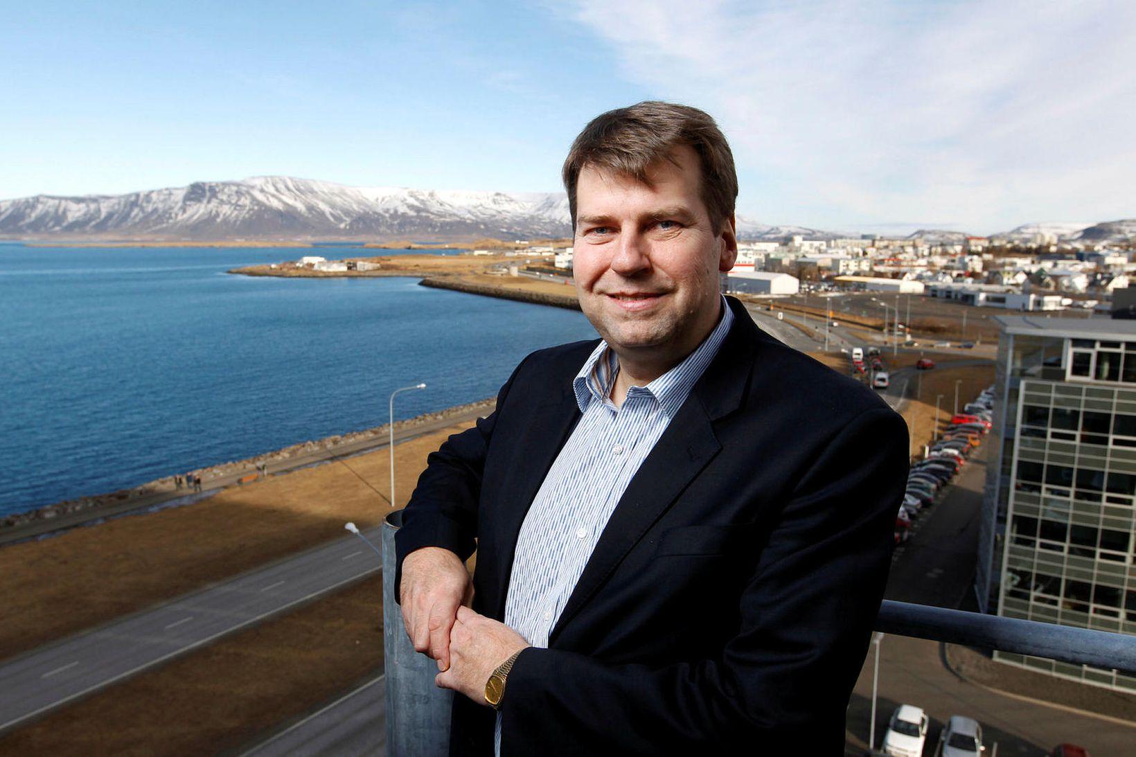 Magnús Bjarnason, hjá ráðgjafafyrirtækinu Mar, segir talið að Ísland geti …